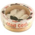 Enfermedad de las Vacas Locas (Encefalopatía bovina espongiforme) placa Petri