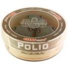 Polio (Poliovirus) placa Petri