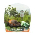 GIANTmicrobes(R) Panorama Tick & Lyme: Tall Grass