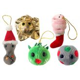 Naughty Ornaments 5-pack