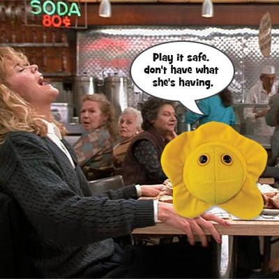 Herpes Met Sally winner