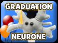 Graduation Brain Cell