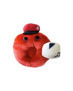 Cells at Work! Red Blood plush doll