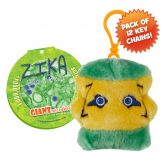 Zika Key Ring 12 Pack