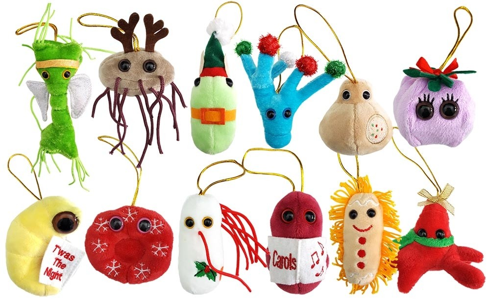 Xmas Ornament 12-pack