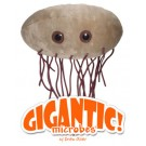 E. coli (Escherichia coli) Gigantic doll