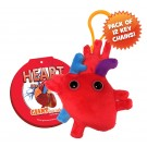 Heart Key Ring 12 Pack