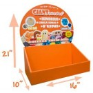 GIANTmicrobes(R) Display Box