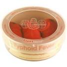 Typhoid Fever (Salmonella typhi) Petri Dish