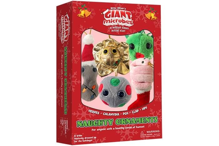 Naughty Ornaments box