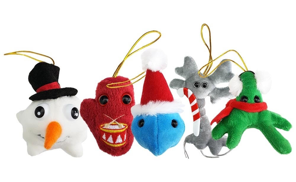 Xmas Ornament 5-pack