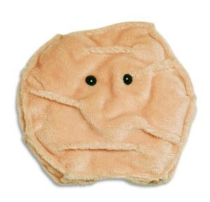 Skin Cell plush doll