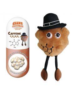 Caffeine with tag
