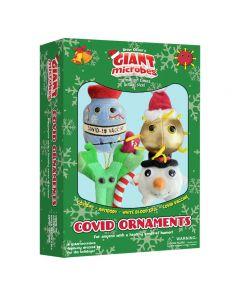 Covid Ornaments box