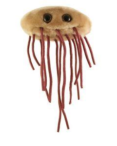 E. coli plush doll