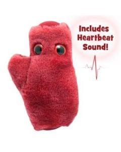 Heart Cell plush doll