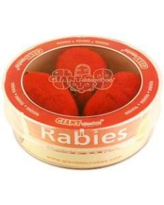 Rabies (Rabies Virus) Petri Dish