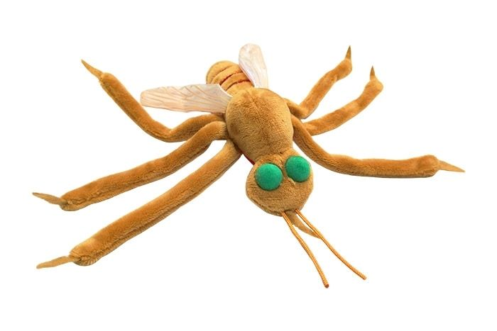 Anopheles plush doll