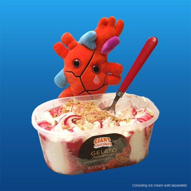 Broken Heart ice cream