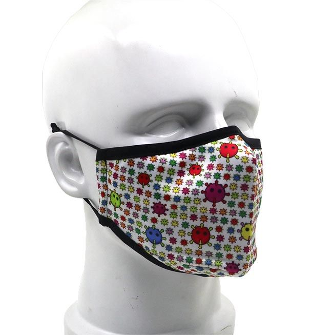 Coronavirus Face Mask model 2