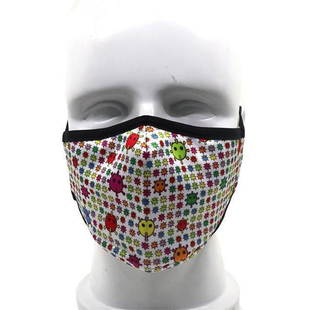 Coronavirus Face Mask model 1