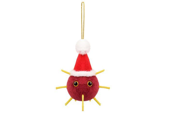 Covid ornament front