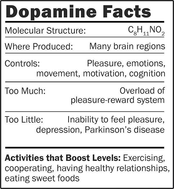 Dopamine facts