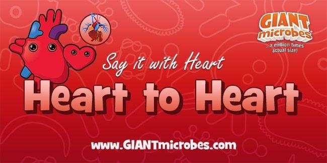 Heart-to-Heart hang tag