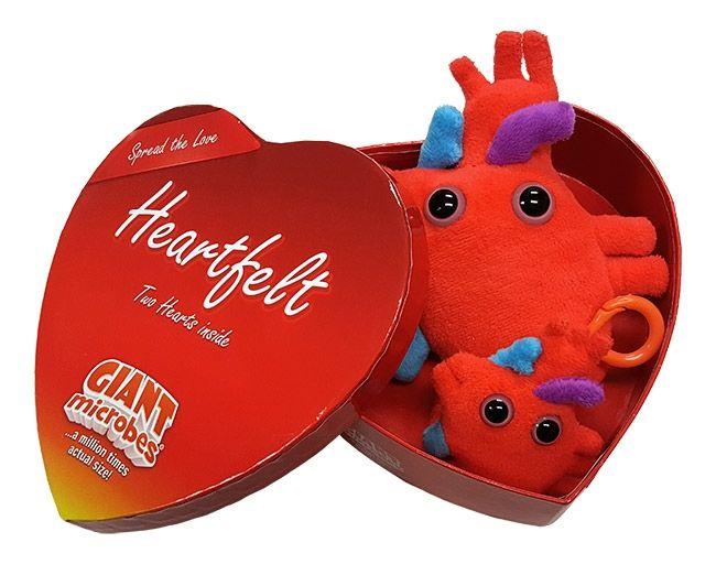 Heartfelt box open