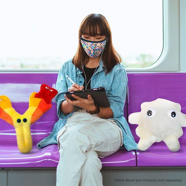 Face mask train