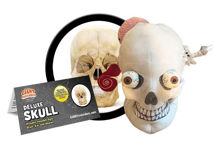 Deluxe Skull cluster