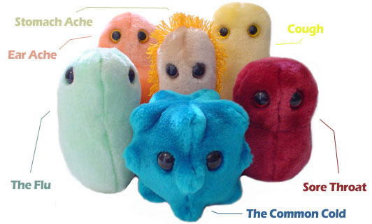 Oral Gonorrhea In The Throat GIANT microbes | Healt...