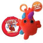 Heart Key Chain 12 Pack