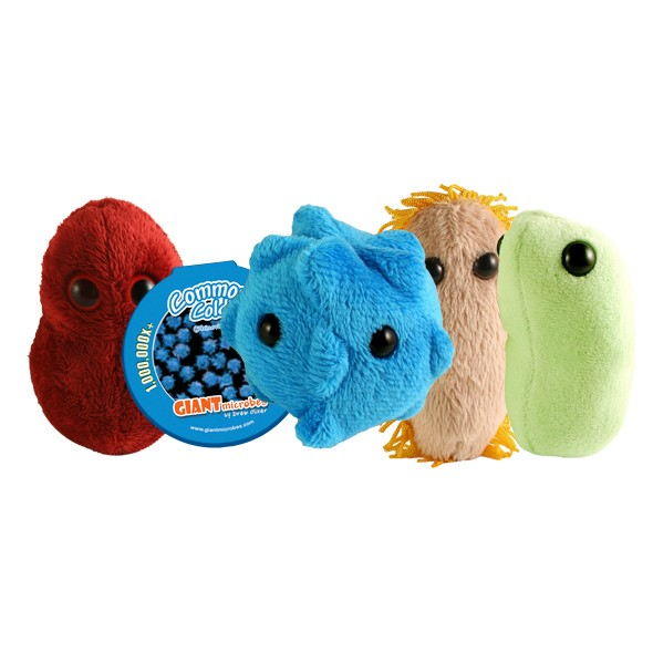 4-Pack Germ Minis
