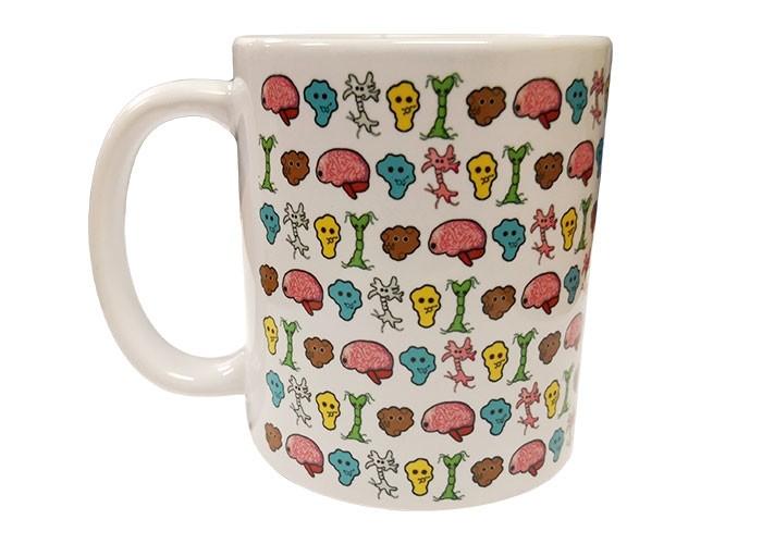 Brain Art mug