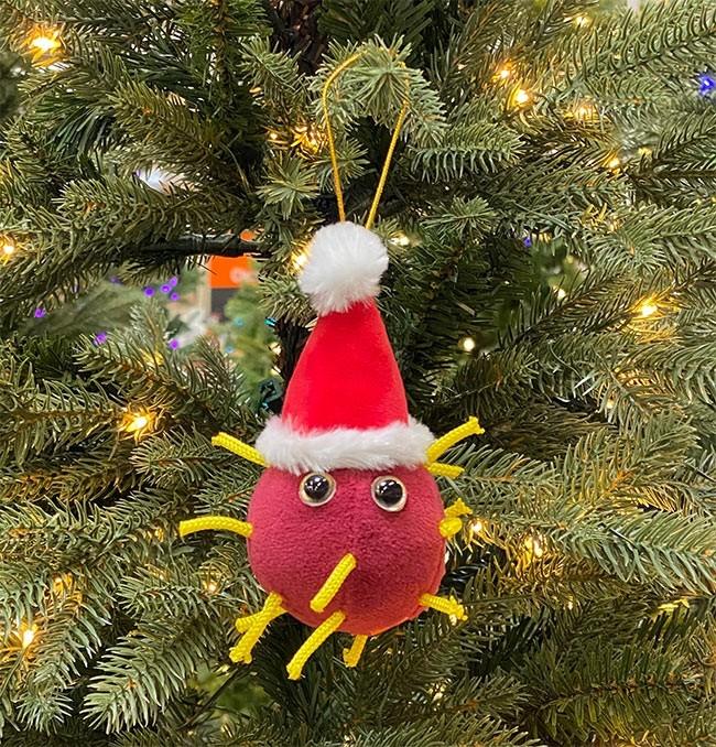 Coronavirus Ornament