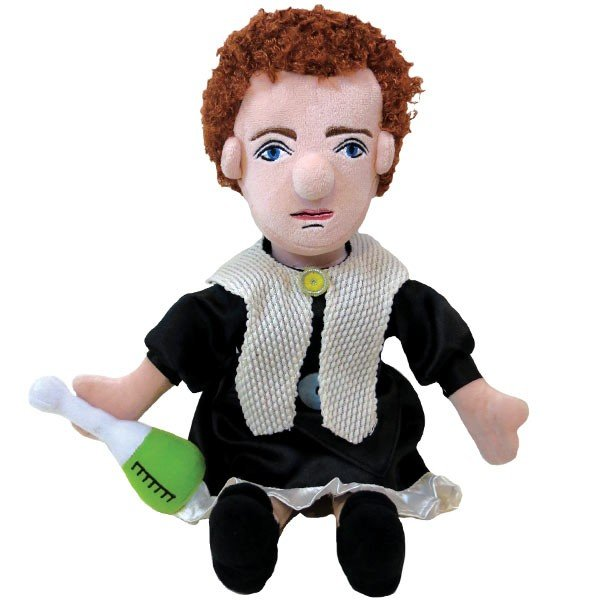 Curie doll