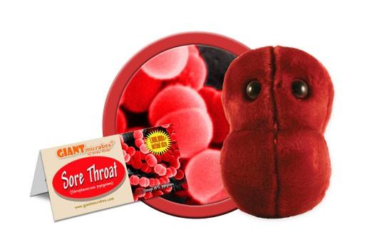 Sore Throat (Streptococcus)