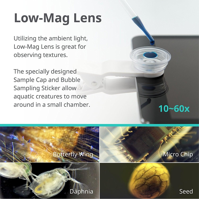 Smartphone Microscope Lite phone