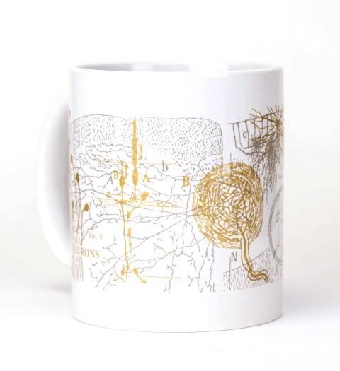 Neurons mug front