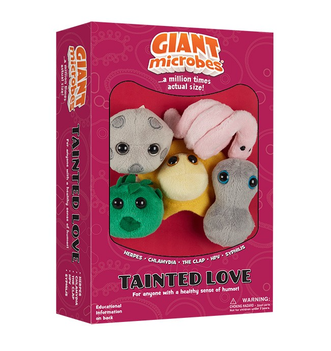 Tainted Love box