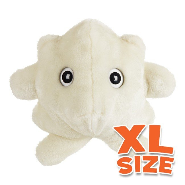 White Blood Cell plush