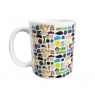 GIANTmicrobes Art Mug