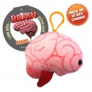 Brain Key Chain 12 Pack