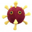 Coronavirus doll