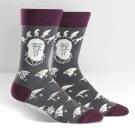 Darwin Strong Crew Socks
