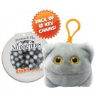 Norovirus key chain pack