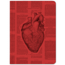 Heart Softcover Notebook