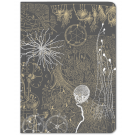 Neurons Softcover Notebook