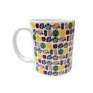 STDs Art Mug